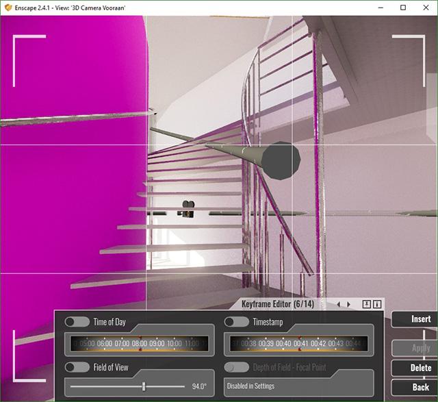 Enscape: Real-Time Rendering en Virtual Reality | c3a