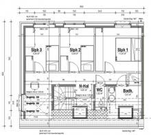 Revit een scherp geslepen potlood c3a - Plan indoor moderne woning ...
